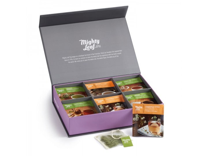 Rejuvenation Collection Deluxe Tea Chest
