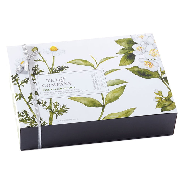 Tea & Company 30-Ct. Organic Collection