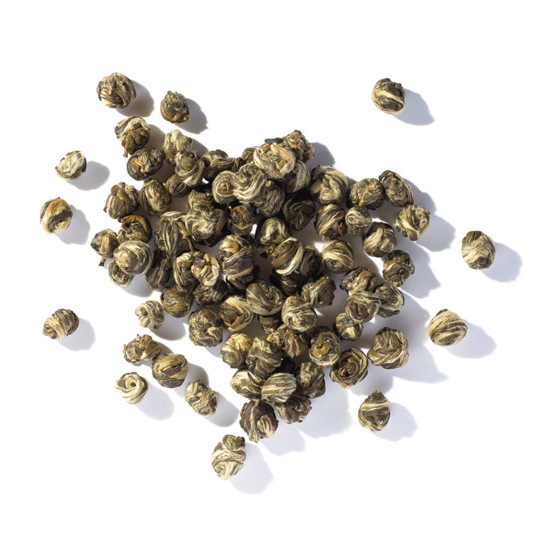 Jasmine Downy Pearls Tea - 3 ounces loose