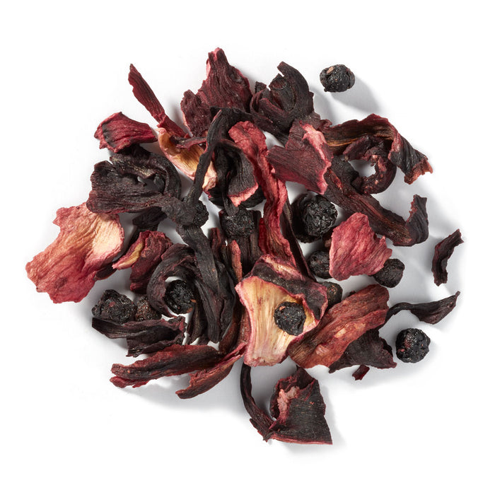 Wild Berry Hibiscus - 4 ounces loose
