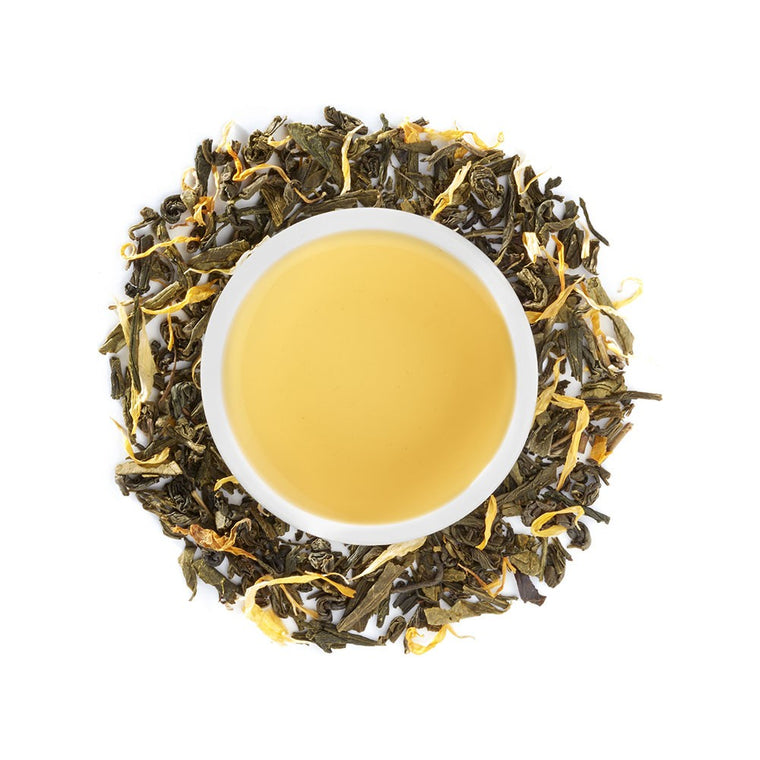 Organic Royal Passion Fruit 4oz. Loose Leaf Tea