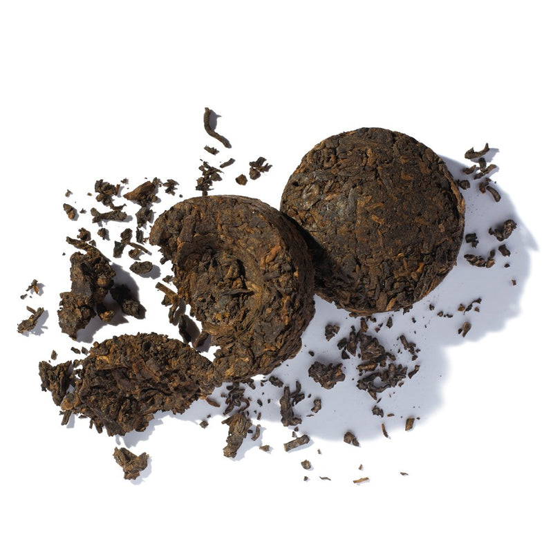 Ancient Trees Pu-erh Tea - 2 ounces loose