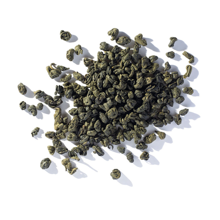 Organic Gunpowder Tea - 4 ounces loose