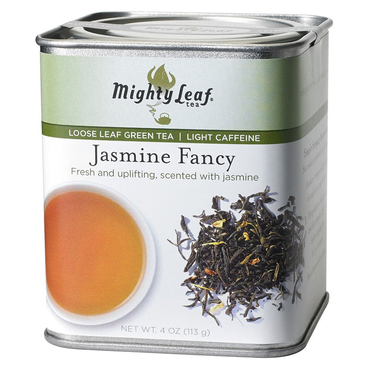 Jasmine Fancy Loose Leaf Tin, 4oz