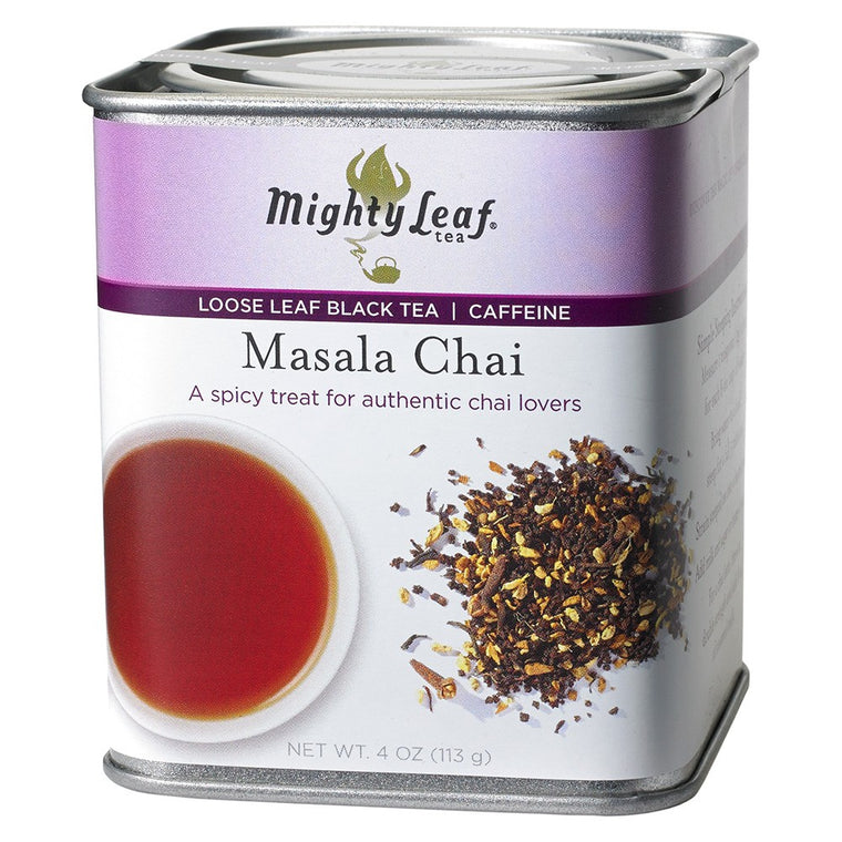 Masala Chai Loose Leaf Tin, 4oz