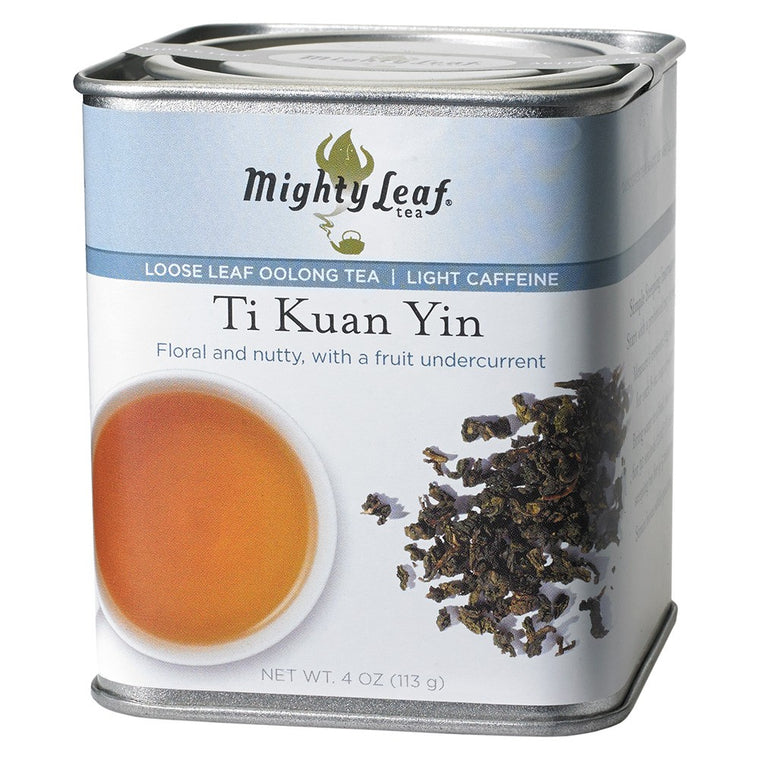 Ti Kuan Yin Loose Leaf Tin, 4oz