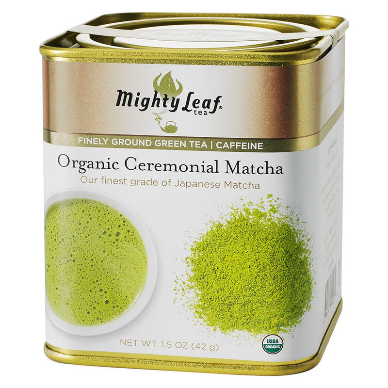 Organic Ceremonial Matcha Tin, 1.5oz