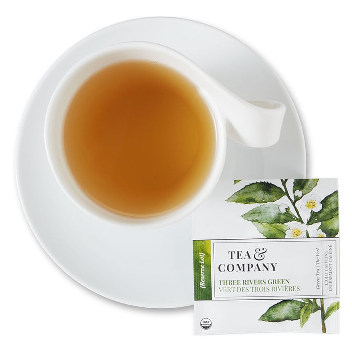 Organic Green Tea Teaser 10-Ct.
