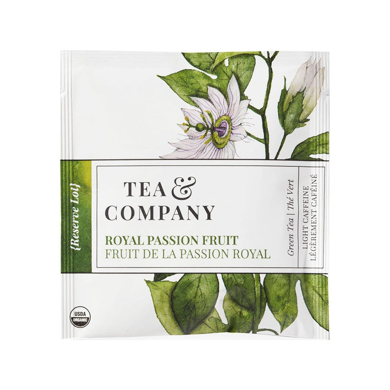 Organic Royal Passion Fruit 100-Ct. Tea Bags