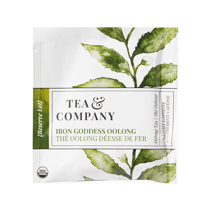 Organic Iron Goddess 100-Ct. Tea Bags