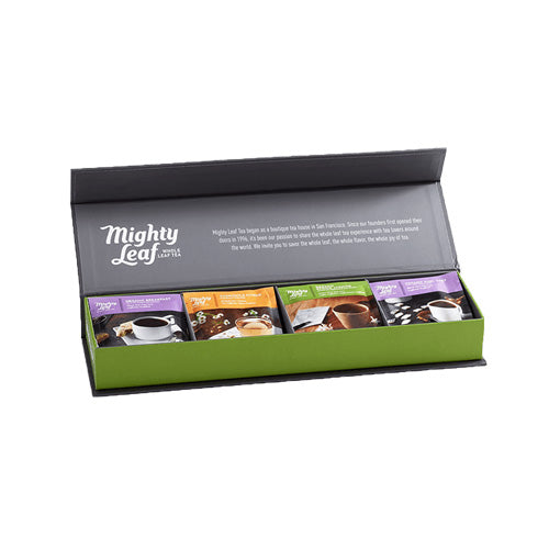 Taste Of Mighty Leaf Tea Chest