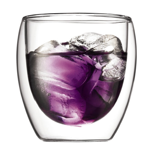 Tea Glass: Bodum: Pavina, Set of 2