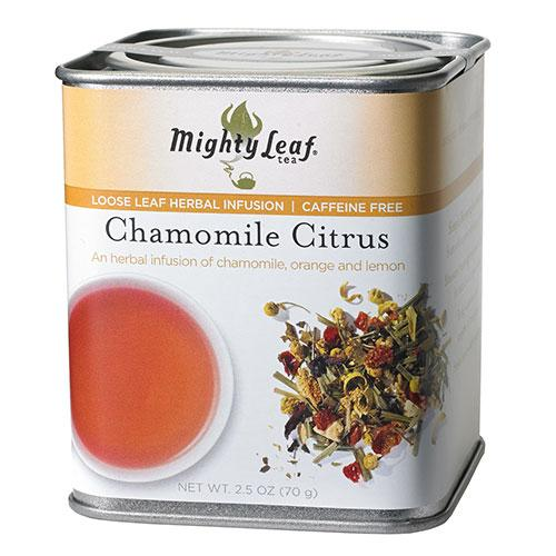 Chamomile Citrus Loose Leaf Tin, 2.5oz