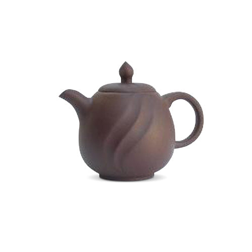 Teapot: Yixing Clay: Drip