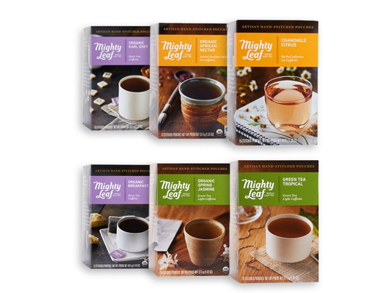 Top Sellers Deluxe Tea Sampler