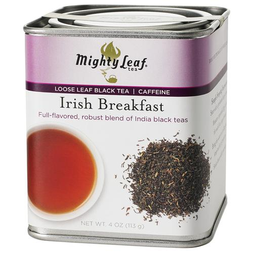 Irish Breakfast Loose Leaf Tin, 4oz