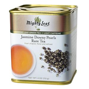 Jasmine Downy Pearl Loose Leaf Tin, 4oz