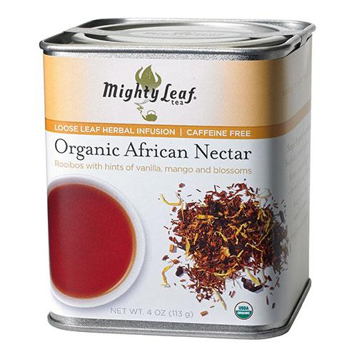 Org African Nectar Loose Leaf Tin, 4oz