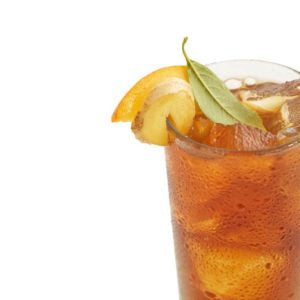 Organic Ginger Peach Black, Iced Tea 10ct.