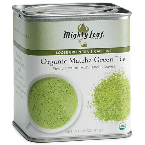 Organic Matcha Tea Tin, 1.5oz.