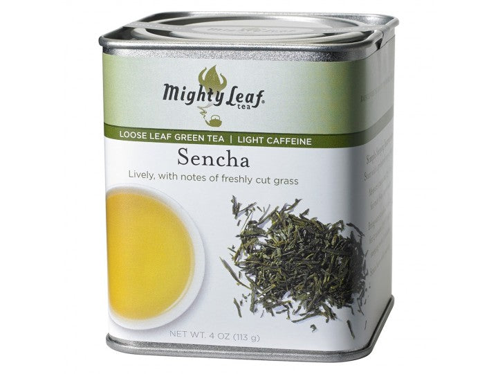 Sencha Loose Leaf 4oz - Mini-tin
