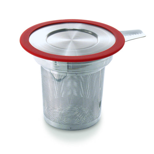 Tea Infuser: Brew in Mug with Lid