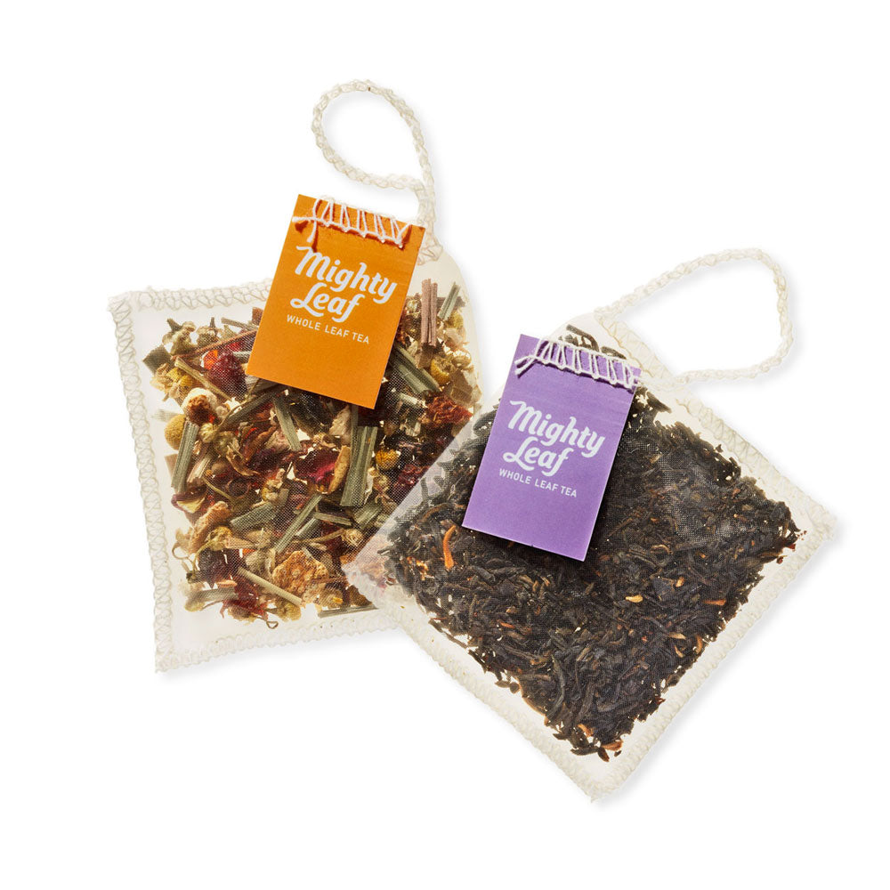 1 Free Sample of Each Herbal Tea