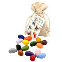 16 Crayon Rocks Bag