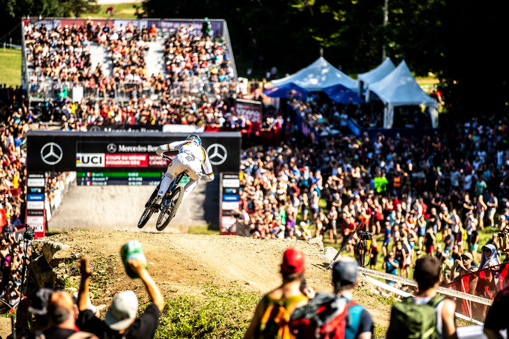 UCI DH #6: The return of Super Bruni!