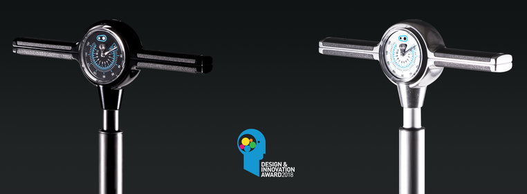 Klic Floor Pump Wins Design & Innovation Award 2018