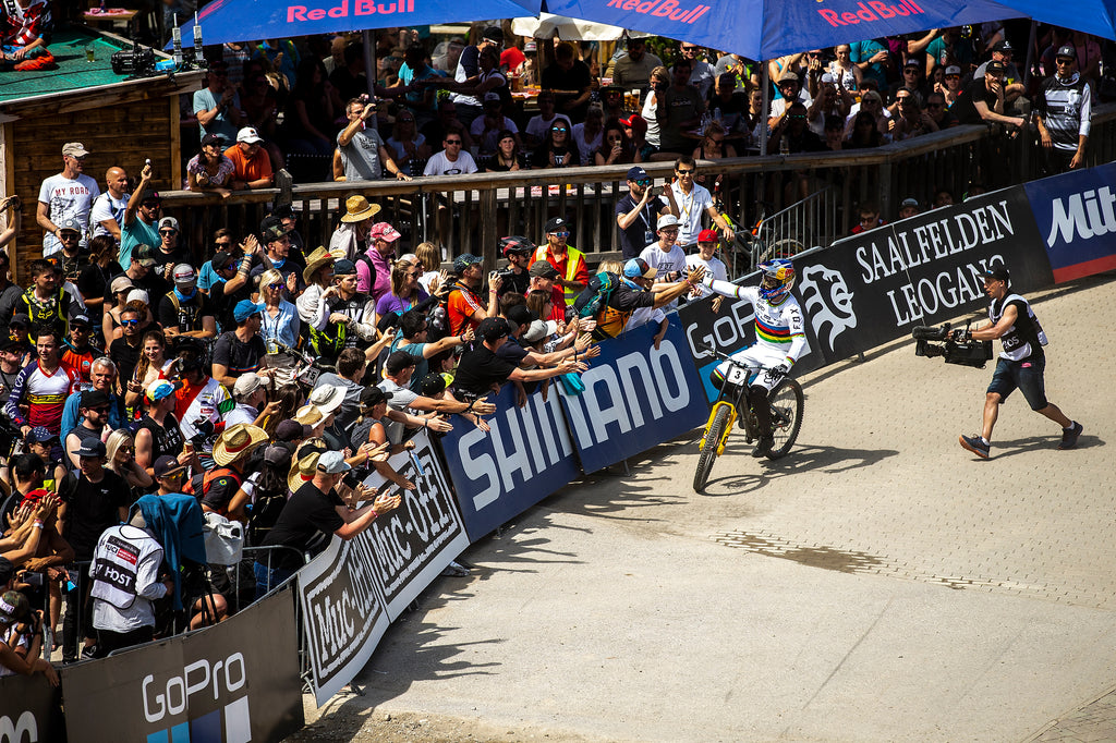 Photo Epic: UCI DH MTB World Cup #3 - Leogang, Austria
