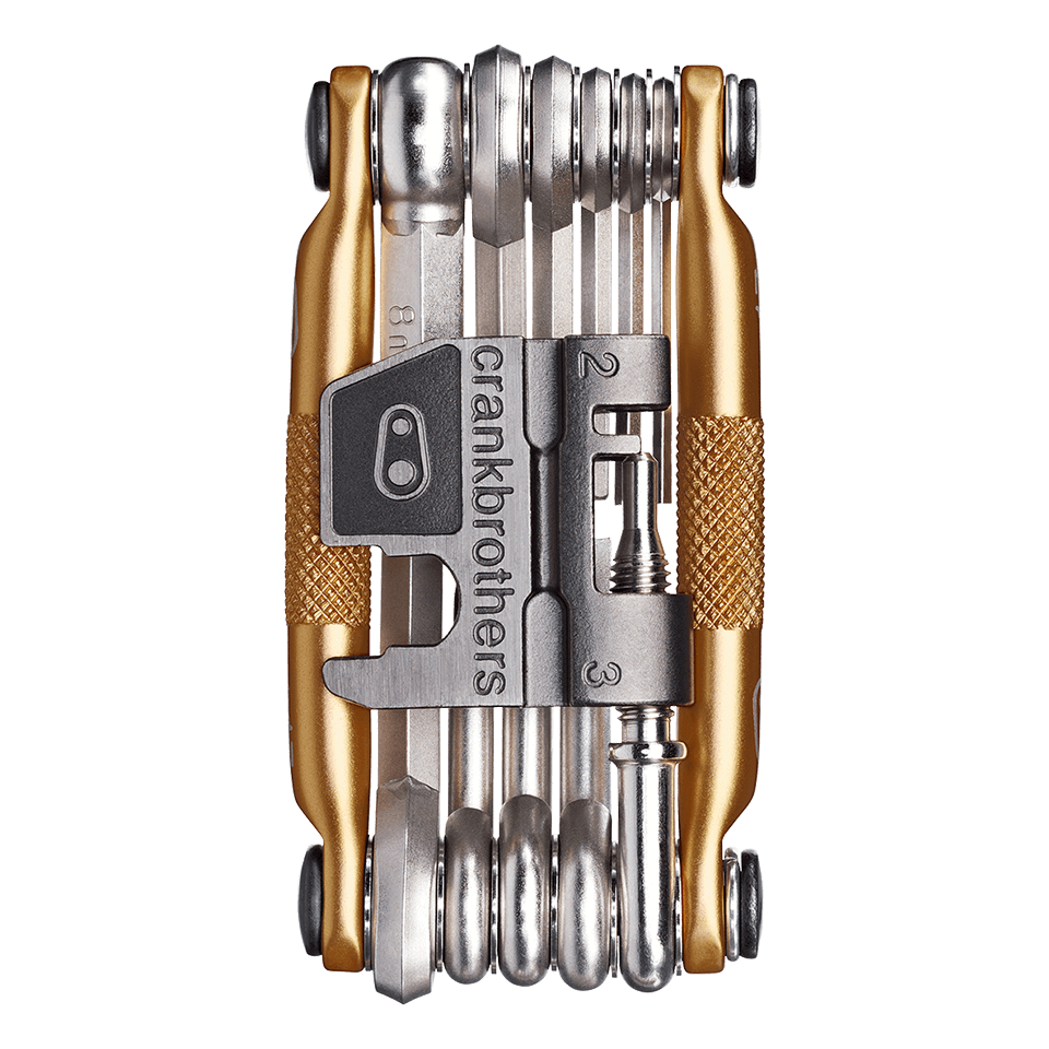 Crankbrothers Multi 17 Gold