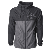 Range Windbreaker - Graphite