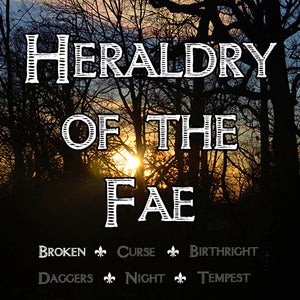 Heraldry of the Fae Book Series