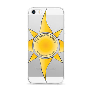 Official Broken Circle iPhone Case
