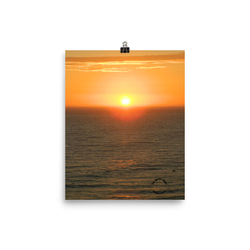 Official Broken Circle Photo Art Piece Photo paper poster