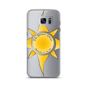 Official Broken Circle Samsung Case
