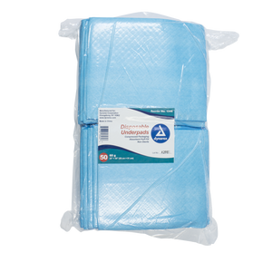 Dynarex Disposable Underpads (Pack of 50)