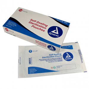 Dynarex Sterilization Pouches (box of 200)