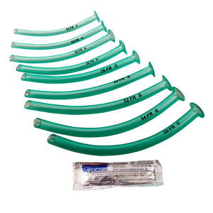 Nasopharyngeal Airway Kits (9 Pieces)