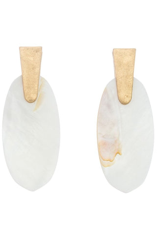 Cleo Opal Earrings