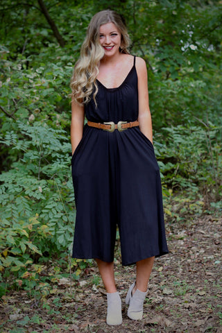Sway This Way Culotte Jumpsuit