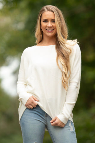 Vanilla Dolman Sleeve Top