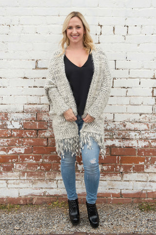 Cuddle Up Cardigan