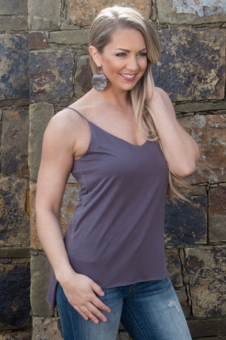 Dusty Plum Tank
