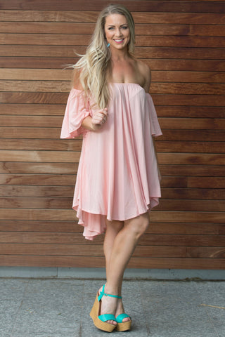 Blush Hope Dress
