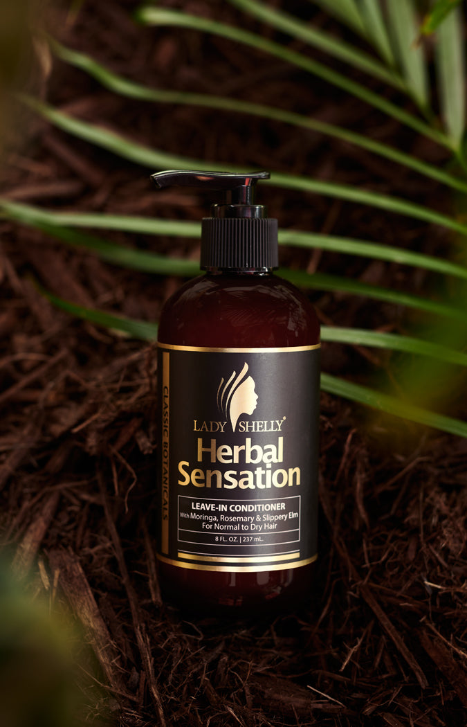 HERBAL SENSATION LEAVE-IN CONDITIONER