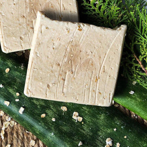 OATMEAL HONEY GLAZE SOAP BAR