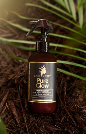 PURE GLOW HYDRATING MIST