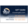 Country Ski & Sport Gift Card